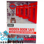 Book Stash Safe With Key