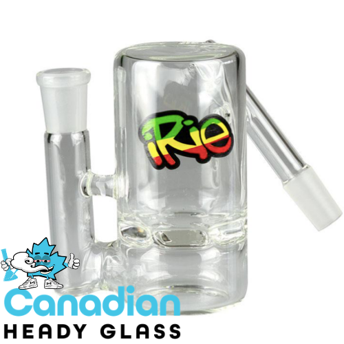 iRie 14mm 45 Degree Ash Catcher w/ Turbine