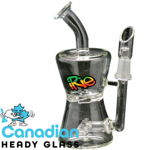 iRie 5 Inch Tall Zion Concentrate Bubbler W/10mm