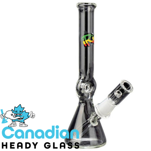iRie 6 Inch Tall 10mm Concentrate Mini Beaker Tube Pendant