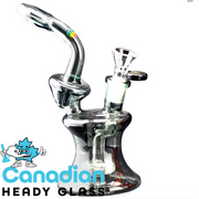 "iRie 7"" Tall Natty Bubbler W/Showerhead Perc"