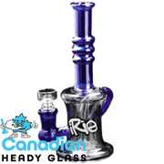 "iRie 7"" Tall One Drop Concentrate Bubbler W/Showerhead Perc"