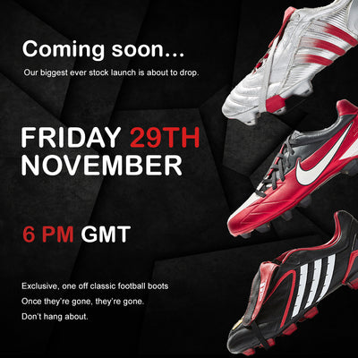 Friday 29th November Launch