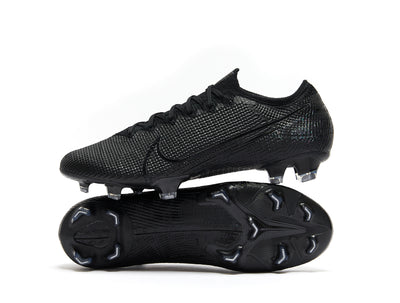 Nike Mercurial Vapor 13 Elite FG Blackout