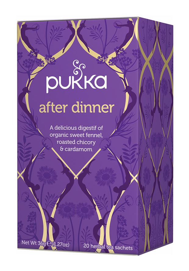 Pukka te - After Dinner Tea