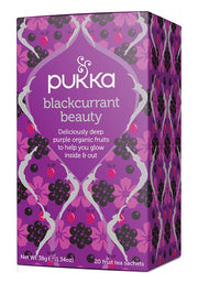 Pukka te - Blackcurrant Tea