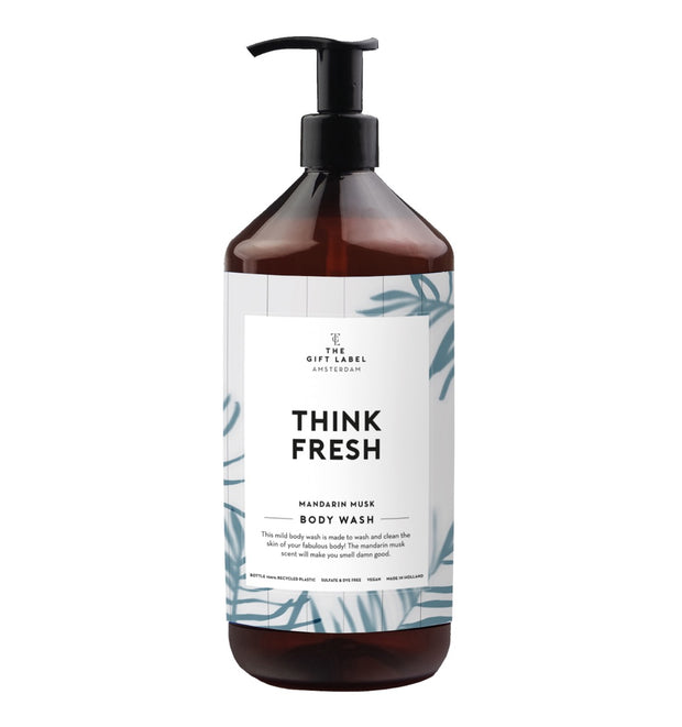 The Gift Label - Kroppssåpe Think Fresh