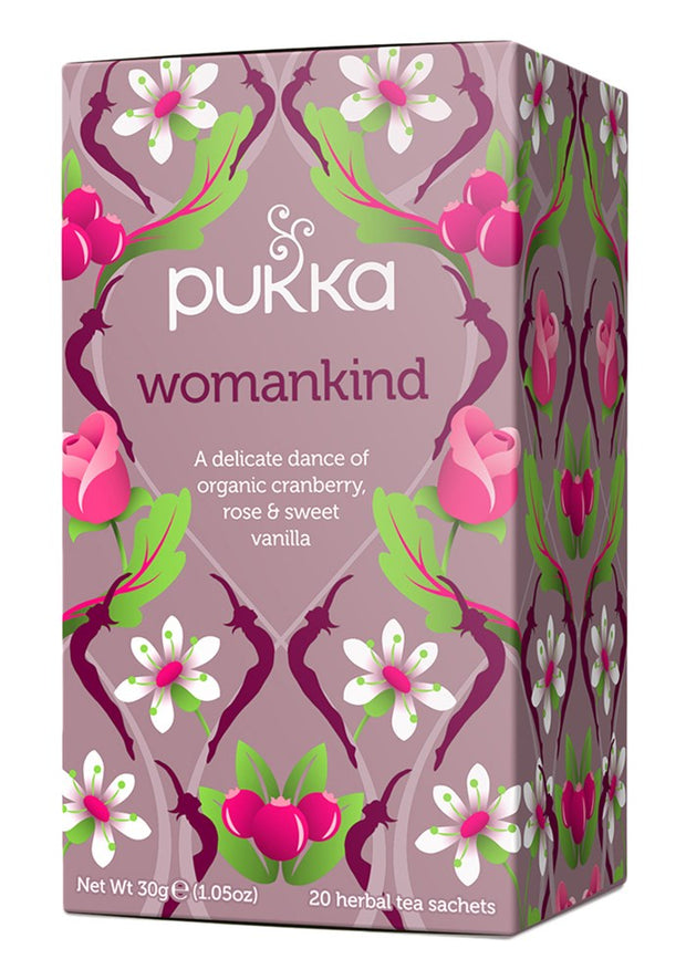 Pukka te - Womankind Tea