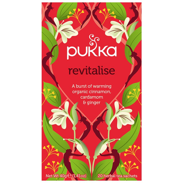 Pukka te - Revitalise Tea