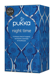 Pukka te - Night Time Tea