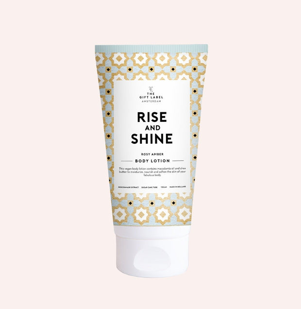 The Gift Label - Bodylotion Rise and Shine