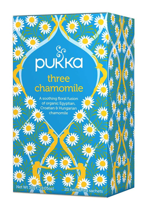 Pukka te - Three Chamomile