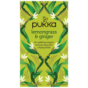 Pukka te - Lemongrass & Ginger Tea
