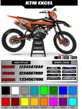 Load image into Gallery viewer, KTM EXCEL