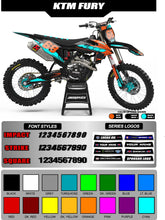 Load image into Gallery viewer, KTM FURY