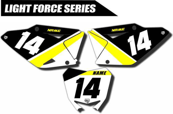SUZUKI LIGHT FORCE SERIES