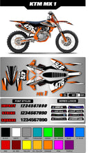 Load image into Gallery viewer, KTM MX1