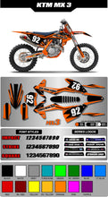 Load image into Gallery viewer, KTM MX3