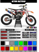 Load image into Gallery viewer, KTM RETRO