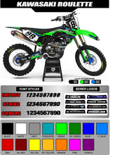 Load image into Gallery viewer, KAWASAKI ROULETTE