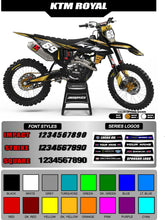 Load image into Gallery viewer, KTM ROYAL