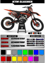 Load image into Gallery viewer, KTM SLASHER