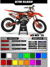Load image into Gallery viewer, KTM SLASH