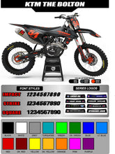Load image into Gallery viewer, KTM THE BOLTON