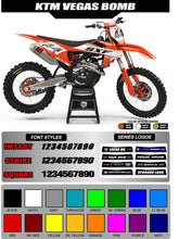 Load image into Gallery viewer, KTM VEGAS BOMB