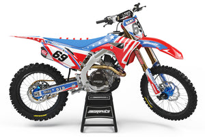 MERICA 3.0 GRAPHICS FOR HONDA
