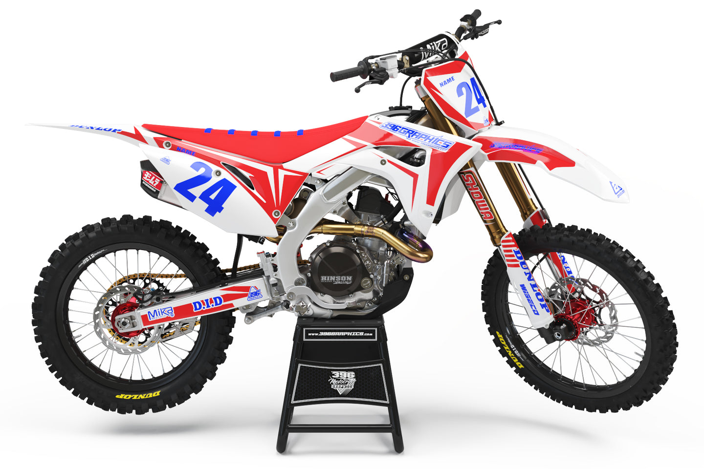 JUDGE GRAPHICS FOR HONDA