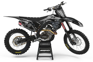 DARK CAMO GRAPHICS FOR HONDA