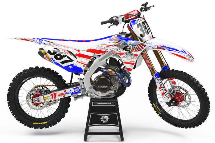 'MERICA GRAPHICS FOR HONDA
