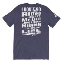 Load image into Gallery viewer, Clutch MX Live Life Tee