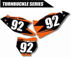 KTM TURNBUCKLE SERIES