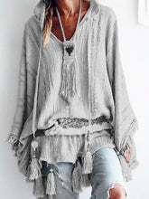 Load image into Gallery viewer, Long Sleeve Casual Blouses