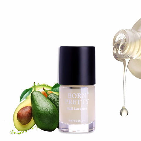 Avocado Oil Transparent Nail Polish