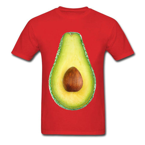 Avocado Mens Cotton T Shirtt