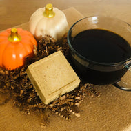 Pumpkin Spice Coffee Scrub Bar [Seasonal]