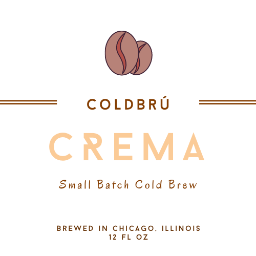 ColdBrú (Cold Brew)-PICKUP ONLY