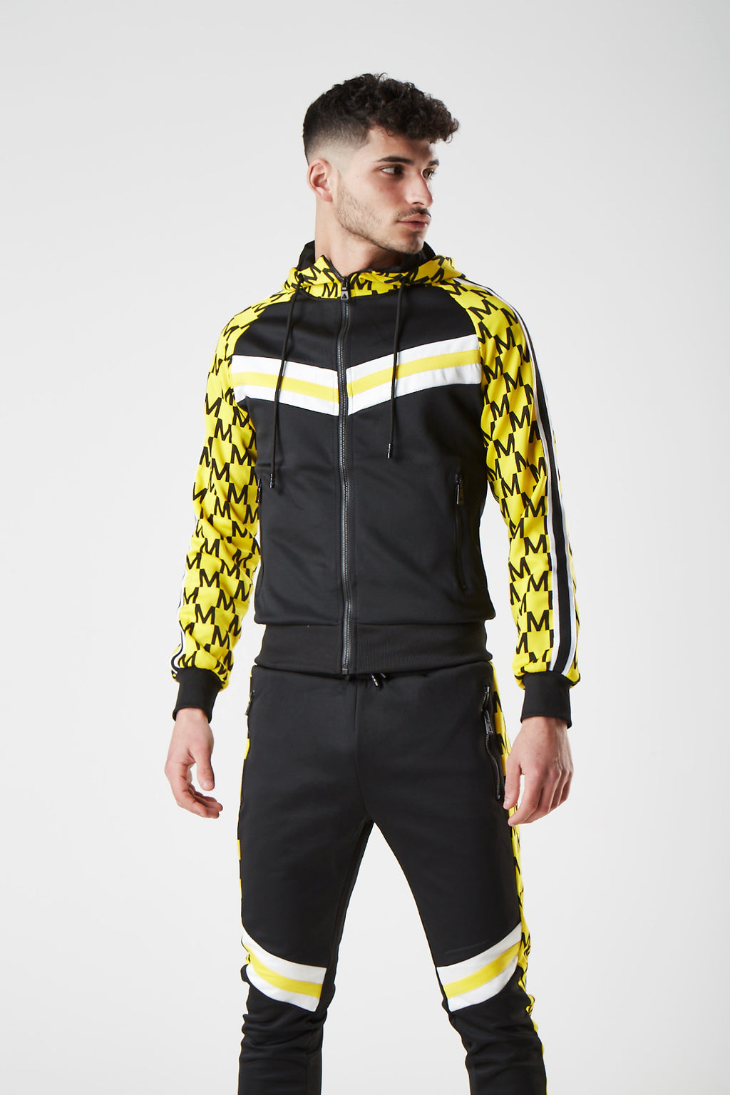 Tuta fantasia Black & Yellow