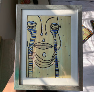 (Framed) Accents Print
