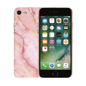iPhone 7 & 8 mobilskal - Marble Rose