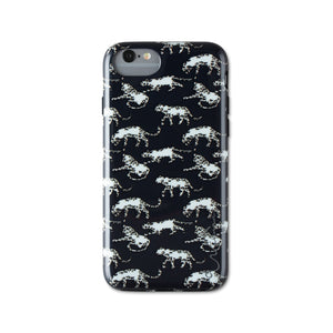 iPhone 6/7/8 mobilskal Leopard Shine