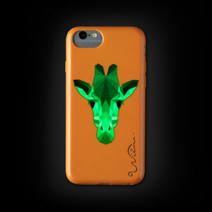 iPhone 6/7/8 mobilskal Giraffe