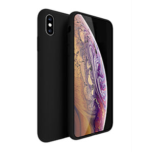 iPhone X/XS mobilskal Night Grey