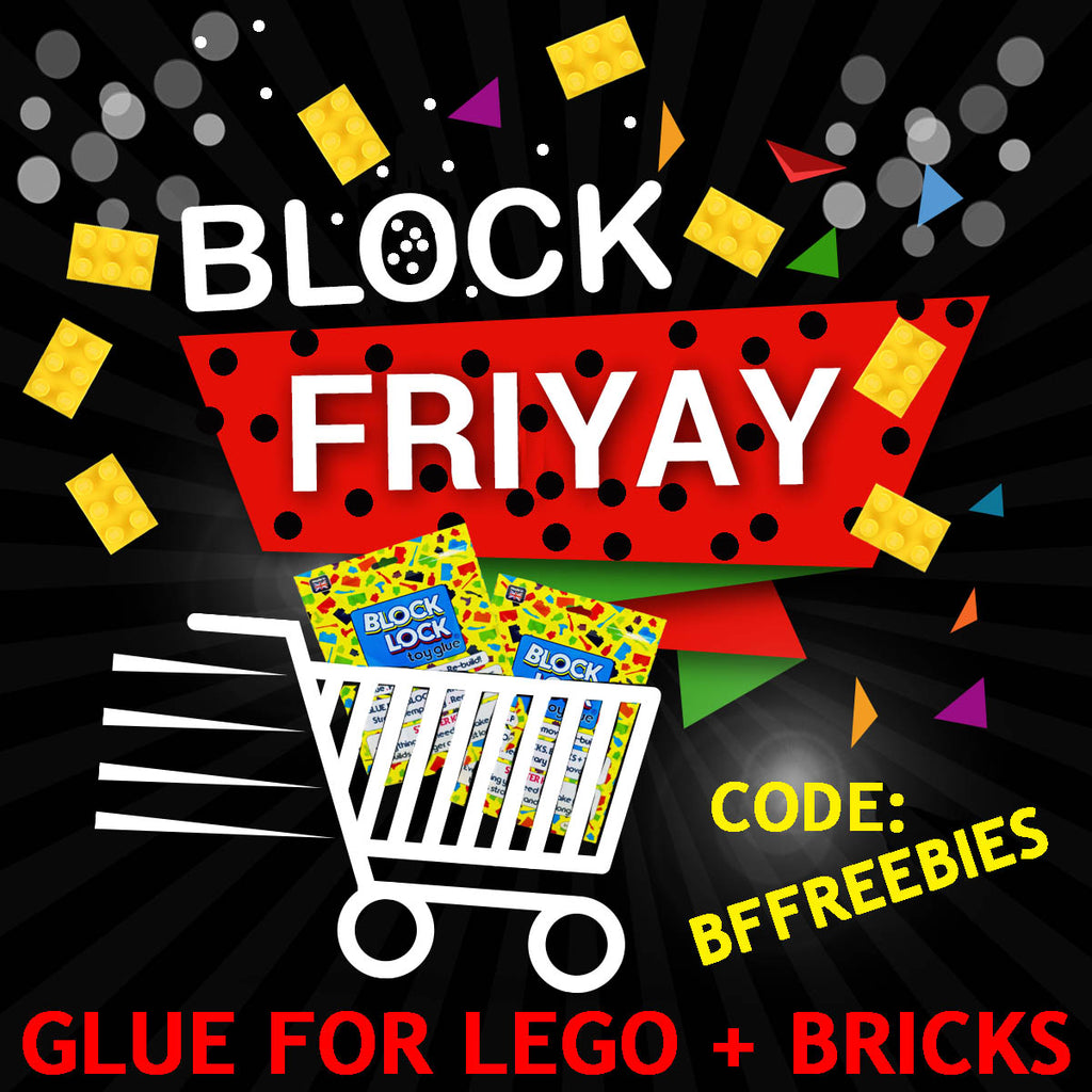 BLOCK FRI - YAY!  IS HERE