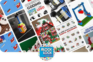 FREE LEGO INSPIRED ACTIVITIES for all ages