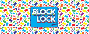 BLOCK LOCK Toy Glue