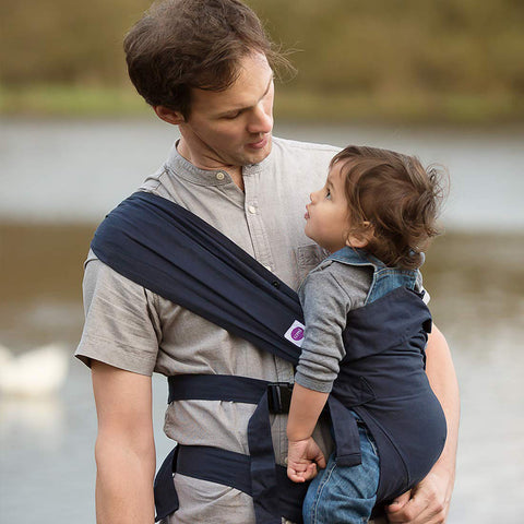 Izmi Cotton Baby Carrier